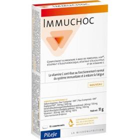 IMMUCHOC - 15 comprimés - PILEJE