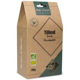Tilleul bio NAT&FORM TISANES