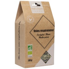 Respiratory tracts herbal tea - NAT&FORM