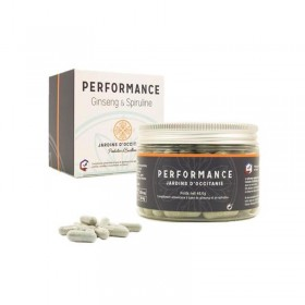 "Ginseng and spirulina ""PERFORMANCES"" 120..."