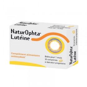 Naturophta Lutéine 30 comprimés Horus Pharma