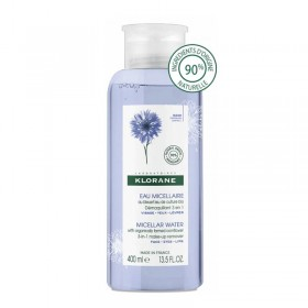 Micellar water with organic cornflower Klorane