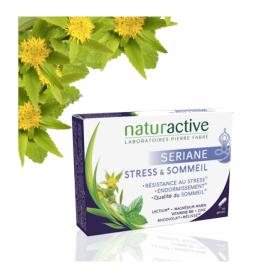 SERIANE stress et sommeil - NATURACTIVE