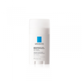 24h deodorant stick for sensitive skin - LA...