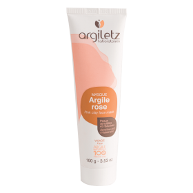 Pink clay- sensitive and irritated skin ARGILETZ