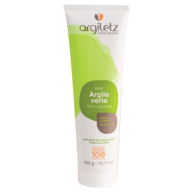 Green clay paste 400g - ARGILETZ
