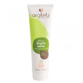Argile verte - masque tous types de peaux -...