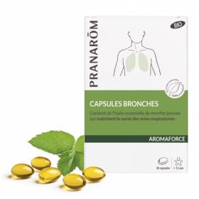 Aromaforce bronches – PRANARÔM