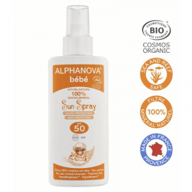 Spécial bébé spray solaire SPF 50  - ALPHANOVA