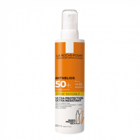 Anthelios clear sunscreen SPF50 + - LA ROCHE POSAY