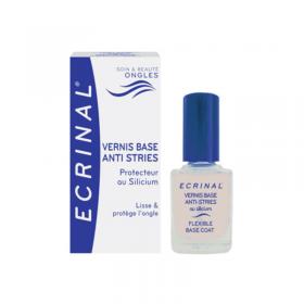 Vernis base anti-stries - ECRINAL