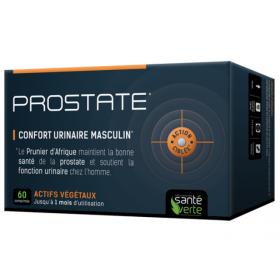 Prostate confort urinaire masculin - Santé Verte